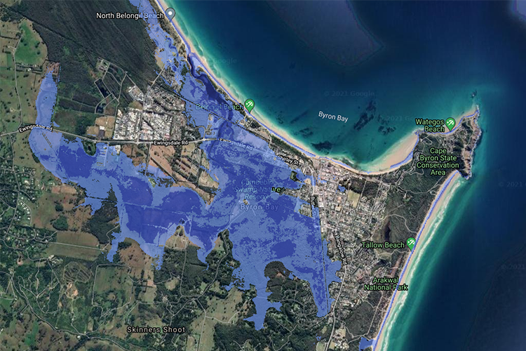 New report shows iconic Australian beaches could be washed away
