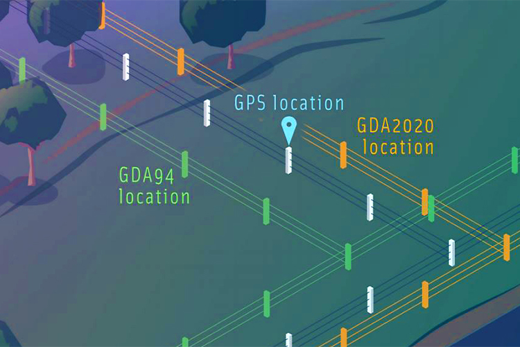 GDA2020 explained for non-GIS people